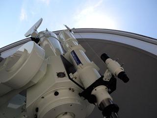 西村製作所製40cm反射望遠鏡@明石天文科学館