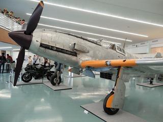 旧日本陸軍 三式戦闘機 飛燕