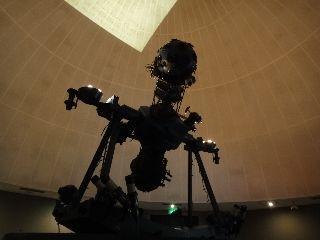 南千里プラネタリウム投影機(minolta)