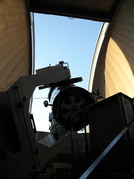 80cm反射赤道儀鏡筒底@ディスカバリーパーク焼津