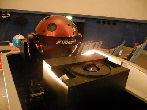 五藤光学研究所製PANDORA+バーチャリウムII@豊橋市視聴覚教育センター