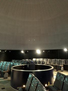 投影室@向日市天文館