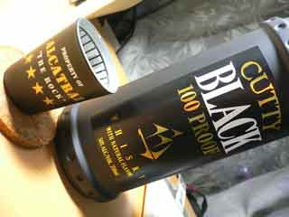 CUTTY BLACK 100PROOF
